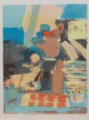 Hans Vent (Weimar 1934 -, deutscher Maler u. Grafiker, Std. a. d. HS f. Bildende u. Angewandte Kunst