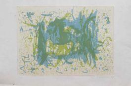 Wolgang E. Biedermann (Plauen 1940 - 2008 Leipzig, deutscher Maler u. Grafiker, Std. a.d. HS f.