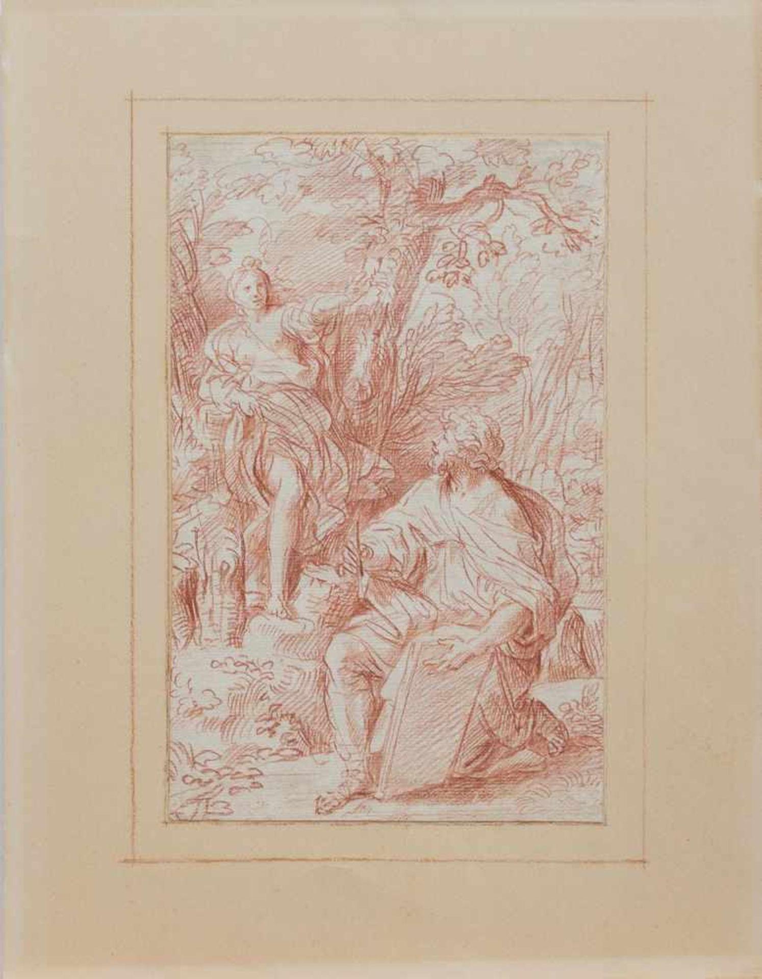 Los 42 - Christian Bernhard Rode (Berlin 1725 - 1797 ebenda, Berliner Historienmaler in der zweiten Hälfte