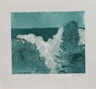 Herbert Grunwaldt (1928 - 2014 Hamburg, deutscher Maler u. Grafiker, Std. a.d. HS f. Bildende Künste