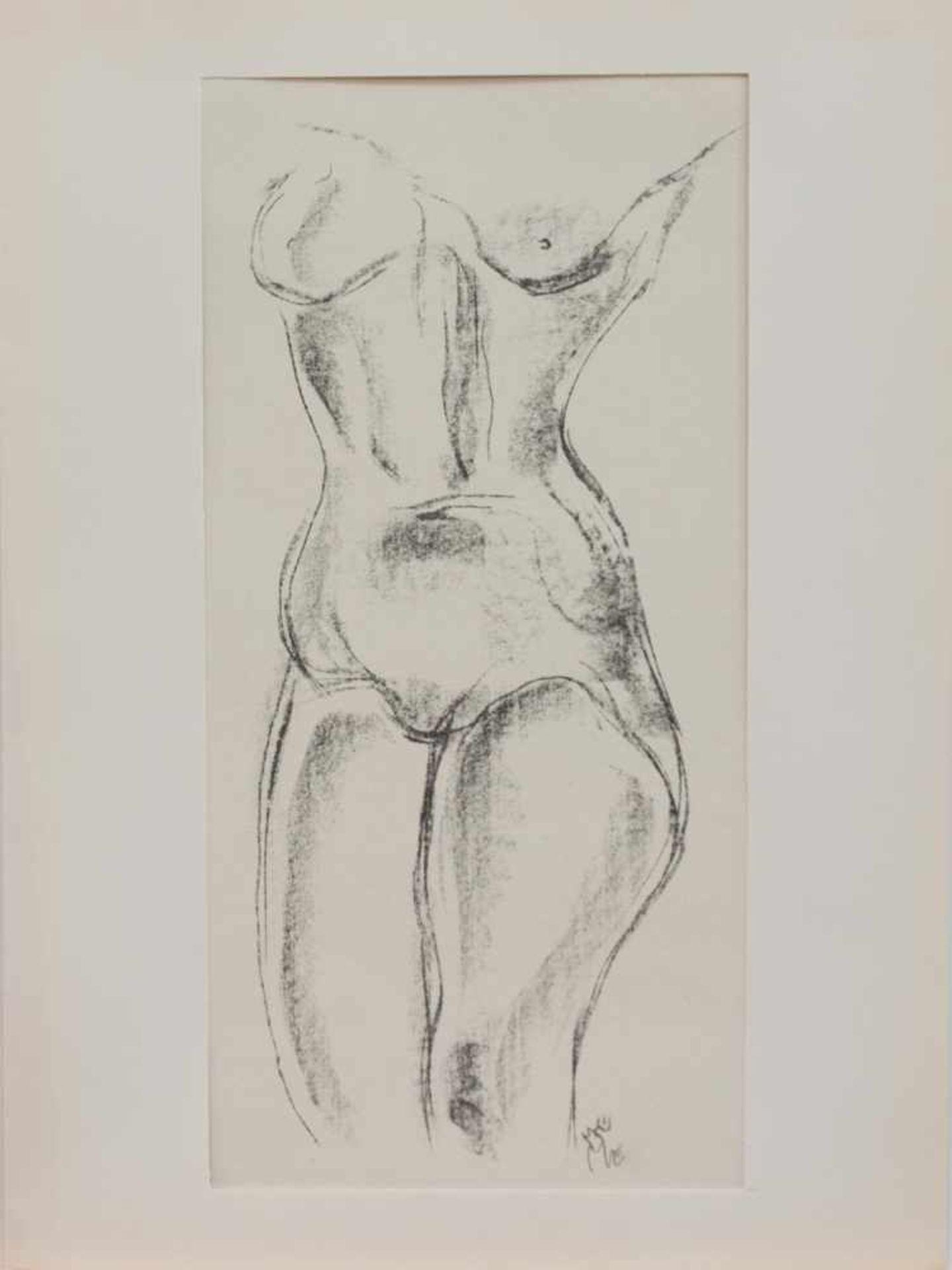 Los 36 - Herbert (Meyer) Mhe (1891 - 1952 Hamburg, deutscher Bildhauer Grafiker u. Zeichner, Std. a.d. AK