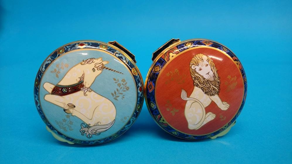 Two Royal Crown Derby plates etc. - Image 4 of 6