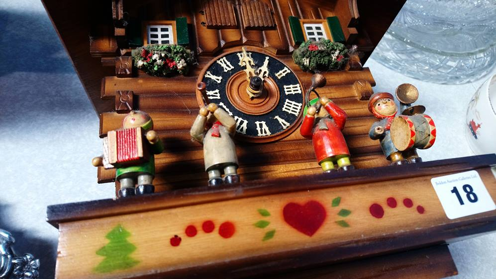 Cuckoo clock - Image 2 of 6