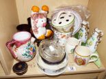 Lot 19 - MIXED LOT INCLUDING JOHNSON BROS CORONATION ITEMS