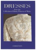 A 'Dresses' auction catalogue of the sale of dresses from the collection of Diana, Princess of Wales
