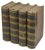 Charles Knight & Co; The Pictoral History of England, 1837, 4 Vols.Published by Charles Knight &