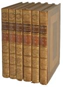 Knight, Charles; London, first edition, 1841 - 1844, 6 Vols. Published by Charles Knight & Co.,