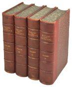 Macfarlane, Charles and Rev. Thomson, Thomas; History of England, 4 Vols.The comprehensive history