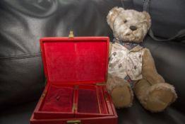 Gary Pe's teddy
