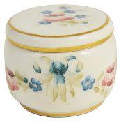 A William Moorcroft for James MacIntyre lidded jar
