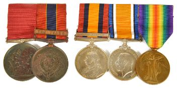Cecil Stanley Smoothy and B.G Smith Fire Brigade and Military medals