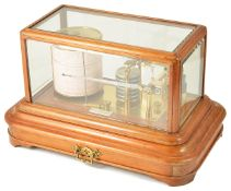 A late 19th century barograph by James Hicks