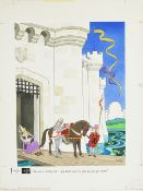 Smilby, Francis Wilford-Smith (British 1927 - 2009)