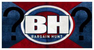 The Bargain Hunt mystery box