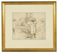 Attributed to Roland Batchelor (British 1889 - 1990)