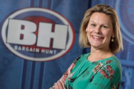 Behind the scenes look at Radio 2's Jeremy Vine show with Bargain Hunt expert Kate Bliss