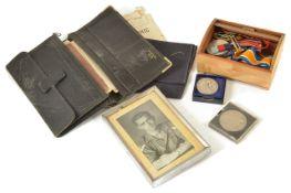 SAPR. J.H. Wheatley R.E. Military medals