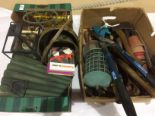 Lot 11 - 2 Boxes of gardening items