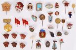 Lot 23 - SOVIET UNION BADGES