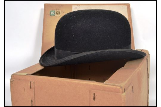 A vintage 20th century ladies hunting bowler hat by Lock and Co ... 1587712058d
