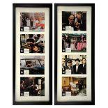 The Godfather (1972) Set of 8 US Lobby cards, starring Marlon Brando & Al Pacino, Paramount,
