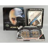 Star Wars - Anakin Skywalker limited edition Masterpiece Collection, Figrin D'An and the Modal Nodes