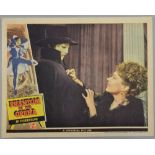Phantom of The Opera (1943) US Lobby card, Universal, 11 x 14 inches