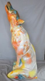 Lot 33 - Compton Artist: Harriet Davies The inspiration for Compton Boy is twofold,