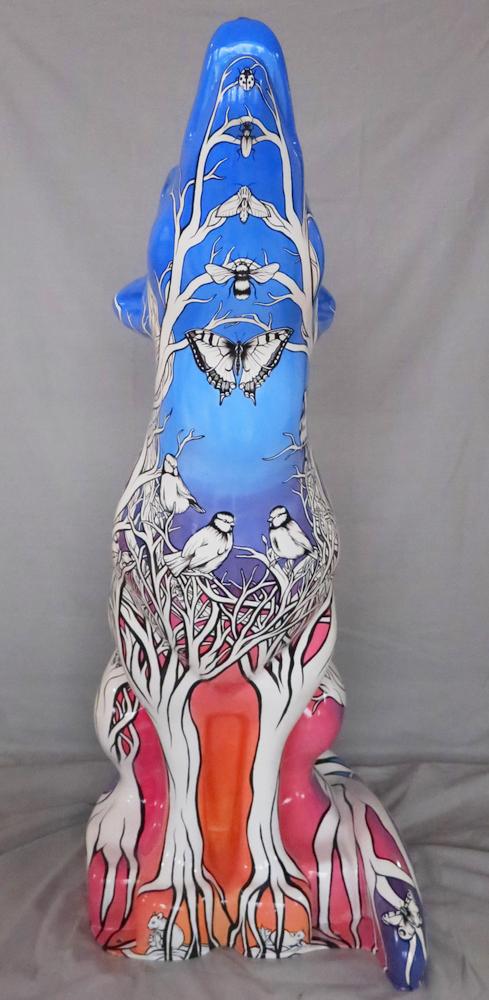 Lot 51 - Sunset Artist: Jemima Mantle Growing up,