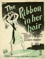 Lot 497 - O'Casey (Sean). The Ribbon In Her Hair. Words by Sean O'Casey. Music by Elizabeth Maconchy.
