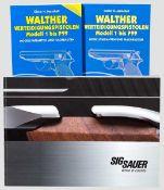 Dieter Marschall, Walther Verteidigungspistolen Modell 1 bis P99, 12. und 2. Auflage 1. Auflage