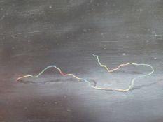 (ARR) MARTIN CONSTABLE, UNTITLED, 1994, OIL ON BOARD, 19 X 20.5CM (UNFRAMED)