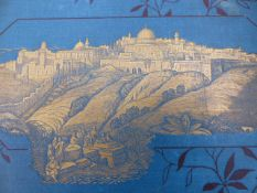 DAVID ROBERTS, THE HOLY LAND, PUBLISHED BY CASSELL, PETTER, GALPIN & CO, LONDON, PARIS AND NEW YORK,
