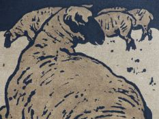 (ARR) VARIOUS UNFRAMED LITHOGRAPHS AFTER WILLIAM NICHOLSON (9)