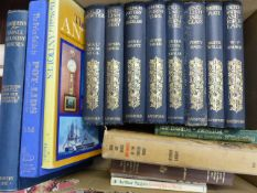 A COLLECTION OF ANTIQUES AND COUNTRY HOUSE RELATED BOOKS.