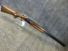 SHOTGUN, MIROKU 12G O/U BLE SERIAL NUMBER 3323046 ( ST NO 3311)