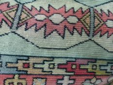 A COLLECTION OF VARIOUS WOVEN FABRICS,ETC