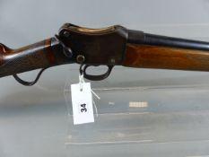 SHOTGUN. GREENER GP 12G. MARTINI ACTION SERIAL NUMER 61212 ( ST. NO. 3233)