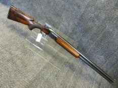 SHOTGUN, MIROKU 12G O/U BLE SERIAL NUMBER 565618 ( ST NO 3307)