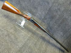 SHOTGUN, AYA 12 S/S BLNE SERIAL NUMBER 158386 ( ST NO 3309)