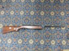 A BRITISH AIR RIFLE