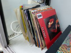 A COLLECTION OF 45rpm SINGLES