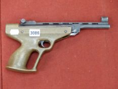 A RECORD AIR PISTOL