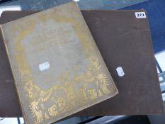 BOUND LIVERPOOL JOURNAL TOGETHER WITH RUBAIYAT OF OMAR KHAYYAM.