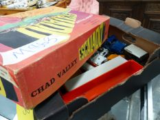 VARIOUS TINPLATE COLLECTABLES, ETC.
