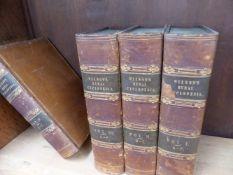 BOOKS. WILSON'S RURAL ENCYCLOPEDIA, 4 VOLS.