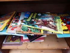 A QTY OF CHILDREN'S BOOKS,ETC