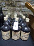 AUSTRALIAN WINE, TWELVE BOTTLES.