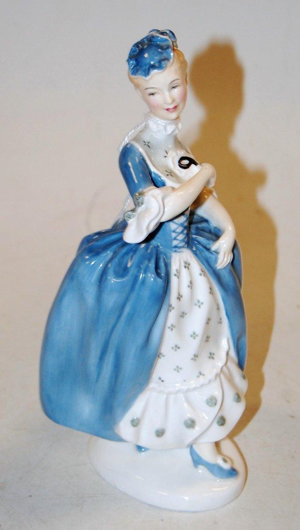 Lot 45 - A Royal Doulton figurine 'Masquerade', HN2251,
