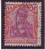 Deutsches Reich 1920, Mi.- Nr. 151 y mit Fotoattest vom 19.08.2015. German Reich 1920, Michel no.